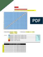 LOTOFACIL PLANILHA LF-16-15-15-15 = 16 sem fixas
