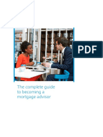 How to Become a Mortgage Advisor