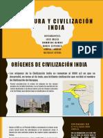 CULTURA Y CIVILIZACIÓN INDIA-1