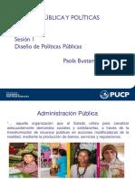 SESIÓN 1 EspecializaciónGestiónPública PBS 170918