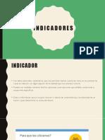 Indicadores Sociales, Económicos, Ambientales Del Ecuador