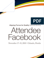 Aligning Forces for Quality Attendee Yearbook