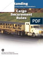 Understanding FMCSA's Cargo Securement Rules