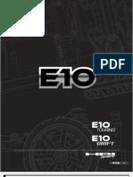 Manual HPI E10 Drift