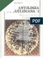antologia euclidiana