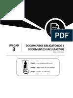Lectura1 Documentos Obligatorios Facultativos (MOD 2, Lec 2)