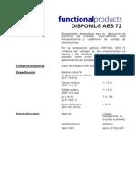 Disponil Aes 72 FT