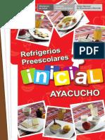 Refrigerios Escolares - Inicial - Ayacucho