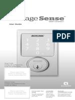 Schlage Sense User Guide P516 991
