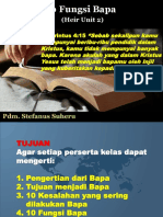 Heir Unit 2 - 10 Fungsi Bapa (Father's Function)