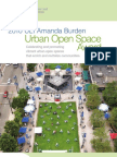 Amanda Burden Urban Open Space Award Brochure