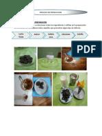 Proceso de elaboración de alcohol etílico