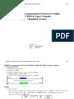 Coslight48VBMSMODBUSCommunicationProtocol(SimplifiedVersion)