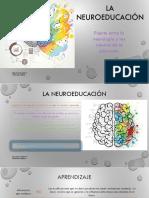 La Neuroeducación (Clase 1)