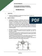 Informe Previo de Circuitos Electronicos 1