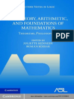 Set Theory, Arithmetic, and Foundations of Mathematics - Theorems, Philosophies.pdf