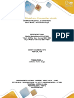 Unidad 3 - Ciclo de La Tarea 3-Estructura Del Trabajo a Entregar ( Informe o Entrevista) (1)