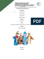 Cátedra Integradora III Marionetas