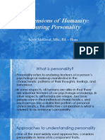 Dimensions of Humanity