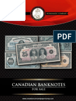 2015 Canadian Banknote Catalogue