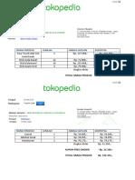 Invoice Tokped PRINTED