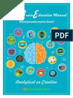 Right Brain Education Manual