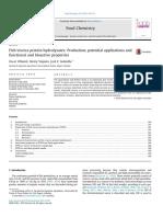 Art 1 - Fish Viscera Protein Hydrolysates - Production, Applications,Properties