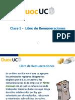 Clase 5 - Libro de Remuneraciones