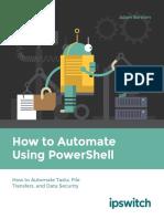 Automate Using Powershell