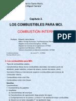 2.Los Combustibles Para M.C.I
