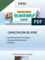 CAPACITACION IPERC