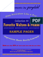 Polka and waltz sheet music collection.pdf