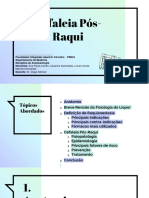 Cefaleia Pós-Raqui