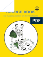 Physics Source Book Learning Teaching