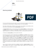 Norma Jurídica _ Temas de Derecho