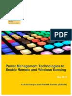 Libelium Ktn Power Management