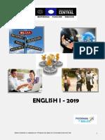 BOOKLET Inglés I - 2019 LS_22f1255d6e5fe8cb9601adcbfd15035a