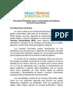 Documento Orientador Para La Conformación de Las MTE (1)