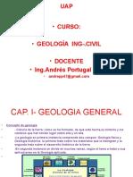Geologia General - Uap