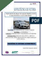 """""""Reporte de prácticas de Inspección y Diagnóstico Automotriz"""".pdf"""