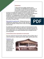 Construcciones e Instalaciones
