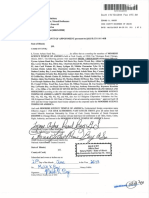 AFFIDAVIT OF APPOINTMENT pursuant to 805 ILCS 110 / 46B