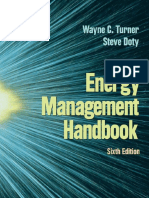 Energy Management Handbook - 6th Edition