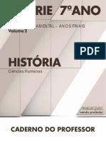 CadernoDoProfessor 2014 2017 Vol2 Baixa CH Historia EF 6S 7A