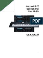 PC3 Sound Editor User Guide Spanish
