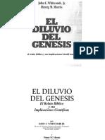 ++CRC-John C. Whitcomb Jr y Henry M. Morris - El Diluvio del Genesis..pdf