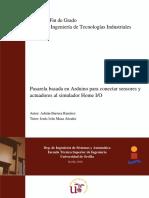 Domotica Proyecto ARD.