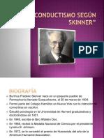El conductismo según Skinner.pptx