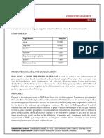 TM 336 EMB Agar Data Sheet