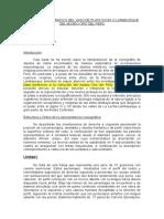 Análisis de La Iconografía de Un Vaso de Plata Sicán de Lambayeque